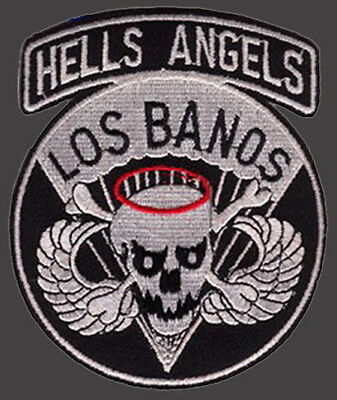 503rd Airborne Hells Angels Los Banos Infantry PATCH
