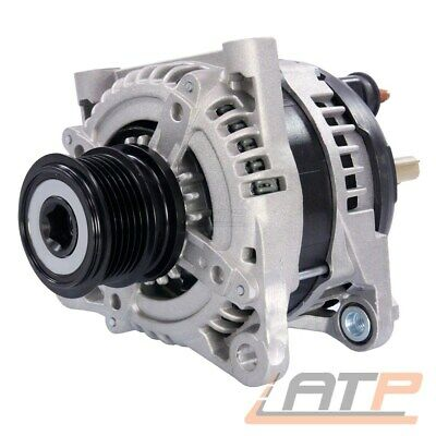 1x LICHTMASCHINE GENERATOR 160-A CHRYSLER VOYAGER 4 RG RS 2.5 2.8 CRD BJ 00-08