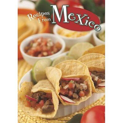 Recipes from Mexico (Global Cookery) - Hardcover NEW Dana Meachen Ra 2014-02-13