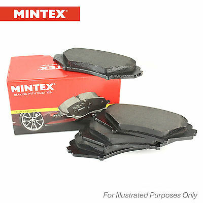 New Jaguar X-Type Genuine Mintex Rear Brake Pads Set - MDB2081