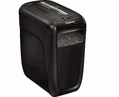 Fellowes Powershred 60Cs Cross-Cut Shredder with SafeSense Technology