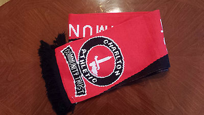 Charlron Athletic Fc Scarve