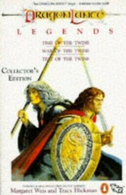 Dragonlance Legends (Omnibus): Time of the Twi... by Williams, Michael Paperback