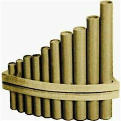 Concert Series Pan Flute - 15-note diatonic scale, G to