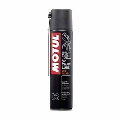 Grasso Spray per Catena Motul C3 Chain Lube Off Road - 400 ml
