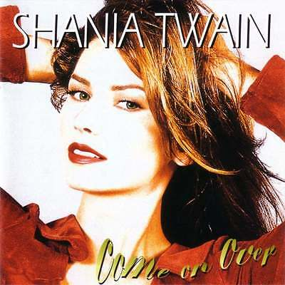 CD Shania Twain Come On Over (Don`t Be Stupid, Come On Over) 90`s Mercury