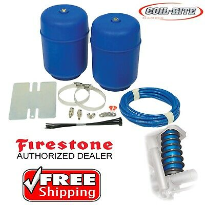 Firestone 4108 Coil Rite Rear Spring Air Bags for Chevy Avalanche Suburban Tahoe