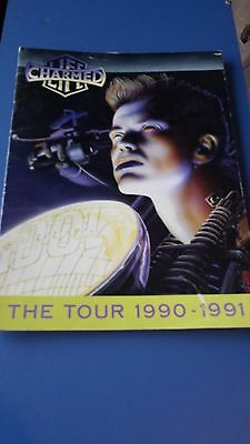 """Billy Idol """"Charmed Life"""" Tour Program From 1990-1991."""