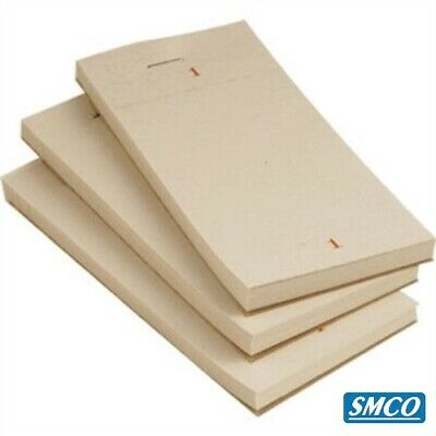 100 TAKEAWAY RESTAURANT WAITER ORDER PADS Single Ply K12