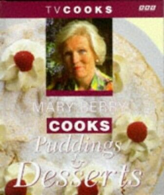 Mary berry cooks puddings and desserts tv cooks by berry mary mary berry cooks puddings and desserts tv cooks by berry mary hardback book fandeluxe Images