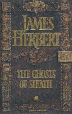 The Ghosts of Sleath, Herbert, James Hardback Book The Cheap Fast Free Post