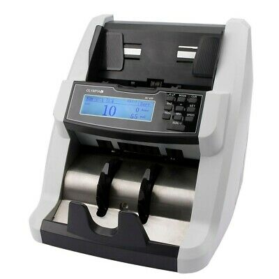 Pro Currency Validator- and Money Counter Olympia NC 620 with 100%