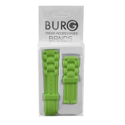 Olympia Wrist strap Silicone, Green, Accessories Watchphone