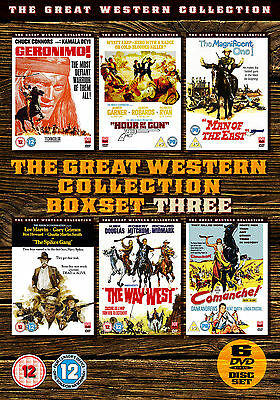 The Great Western Collection - Volume 3 [New DVD]