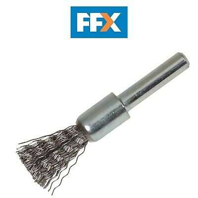 Lessman LES451161 End Brush with Shank D12 x 20h .30 Wire