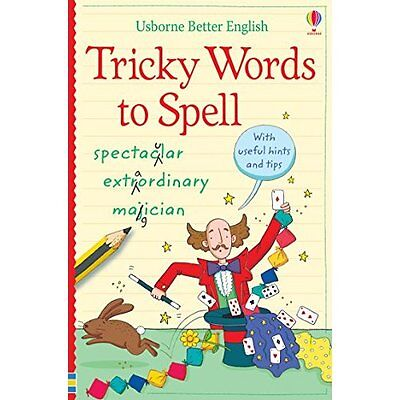 Tricky Words to Spell - Paperback NEW Sam Taplin(Auth 2015-03-01