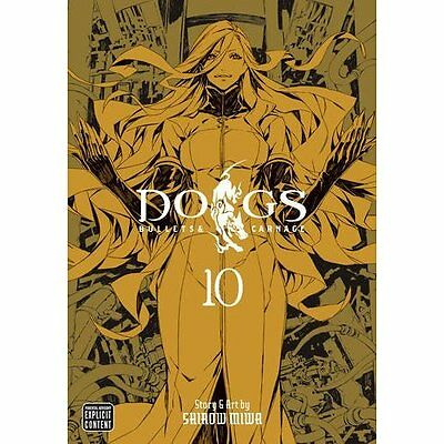 DOGS GN VOL 10 - Paperback NEW Shirow Miwa (Au 2015-07-02