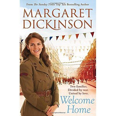 Welcome Home - Paperback NEW Margaret Dickin 2015-02-12