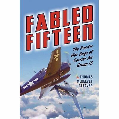 Fabled Fifteen - Hardcover NEW Thomas Cleaver  2014-10-19