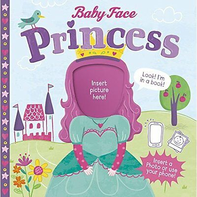 Princess (Baby Face) - Board book NEW Michael Dahl (A 2015-10-28