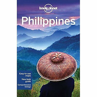 Lonely Planet Philippines (Travel Guide) - Lonely Planet(A NEW Paperback 15/05/2