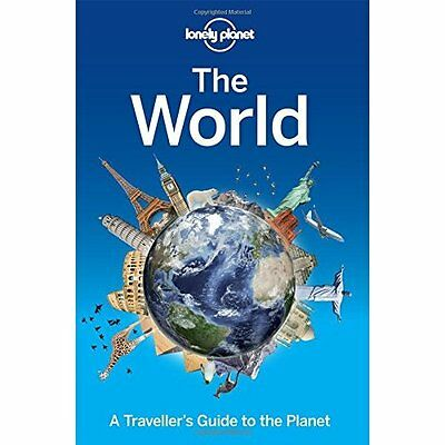 Lonely Planet The World: A Traveller's Guide to the Pla - Paperback NEW Lonely P