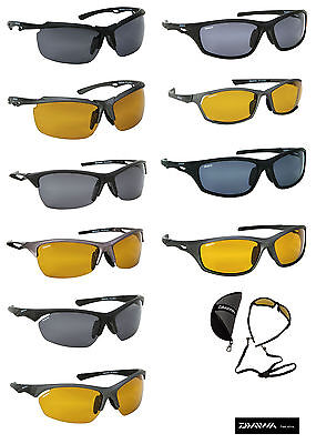 Special Clearance Offer Daiwa Pro Polarised Sunglasses - Choice of Styles