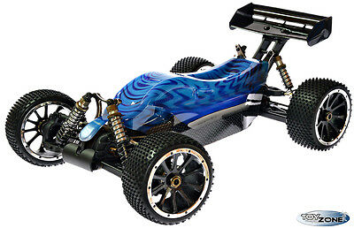 RC Buggy HSP 4WD Elektro Auto 1:5 Brushless 2,4 GHz 2x11,1V Akku RTR