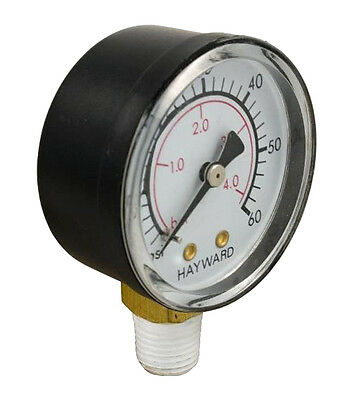 Hayward ECX270861 Swimming Pool Boxed Pressure Gauge Replacement Pro Series