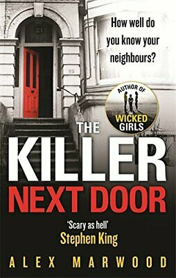The Killer Next Door by Marwood, Alex Book The Cheap Fast Free Post