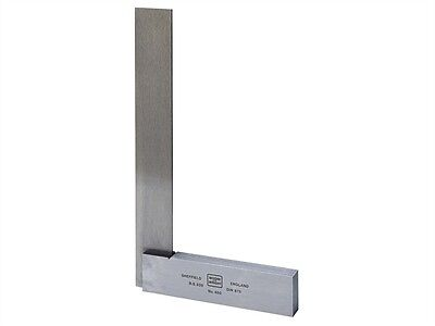 Moore & Wright MAW4004 4004 Engineers Square Grade B 100mm (4in)