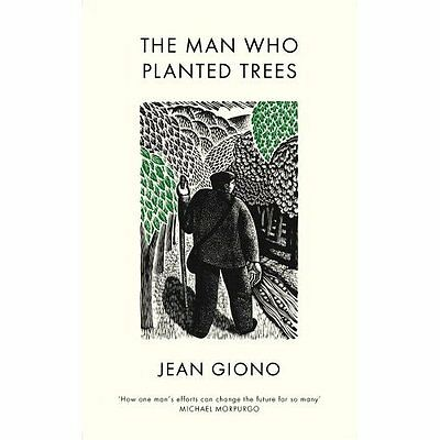 The Man Who Planted Trees - Hardcover NEW Jean Giono(Auth 2015-03-26
