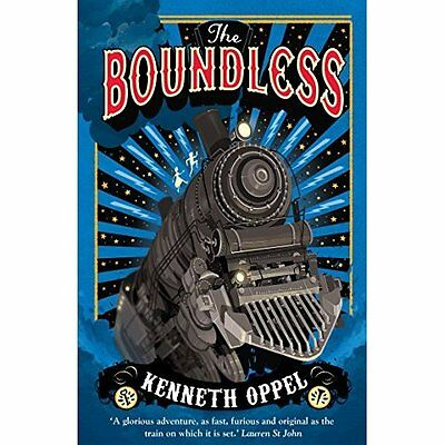 The Boundless - Paperback NEW Kenneth Oppel(A 2015-05-07