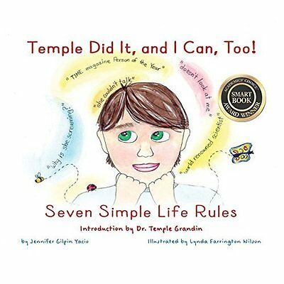 Temple Did It, and I Can Too!: Seven Simple Life Rules - Hardcover NEW Jennifer
