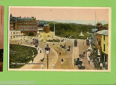 #c.   Postcard - The Square, Bournemouth