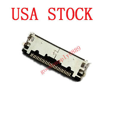 USA-Micro USB Connector Dock Port Part Dell Streak Mini 5 Charger Jack Charging