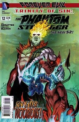 Phantom Stranger Vol. 3 (2012-2014) #12