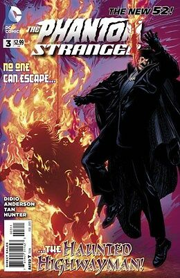 Phantom Stranger Vol. 3 (2012-2014) #3