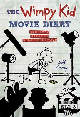 The Wimpy Kid Movie Diary - Kinney, Jeff - New Hardcover Book