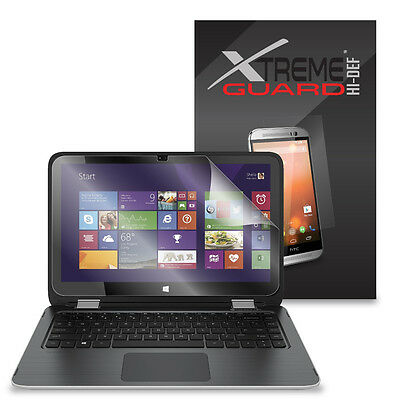"3-Pack HD XtremeGuard HI-DEF Screen Protector For HP Pavilion x360 13.3"" (2015)"