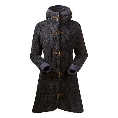 Bergans Bergfrue Lady Coat Damen Wintermantel solid charcoal