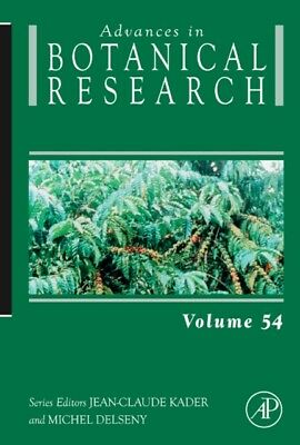 Advances in Botanical Research: 54 (Hardcover), Kader, Jean-Claud. 9780123808707