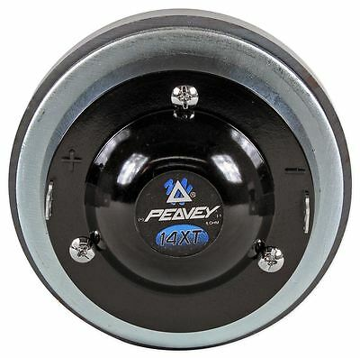 """Peavey 14XT 100W High Frequency Compression Driver w/ 1"""" exit and 1.4 diaphragm"""