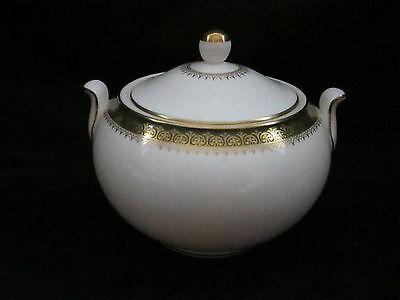 Wedgwood - CHESTER - Covered Sugar Bowl BRAND NEW