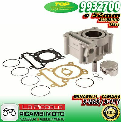 9932700 Gruppo Termico Cilindro Top Completo Yamaha X-Max X-City Yzf-R Wr 125