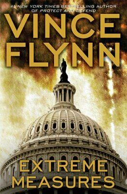 Extreme Measures: A Thriller by Flynn, Vince Book The Cheap Fast Free Post