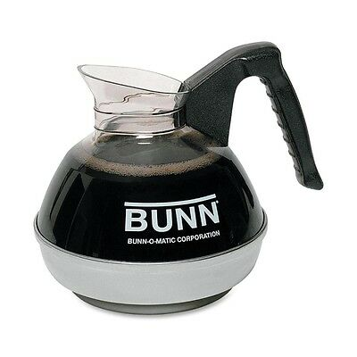 BUNN BUNN Easy Pour Bunn-O-Matic 12-Cup Unbreakable Decanter BUN061000101