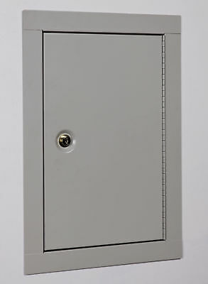 Stack-On Key Lock Commercial Wall Safe
