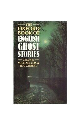 The Oxford Book of English Ghost Stories Hardback Book The Cheap Fast Free Post