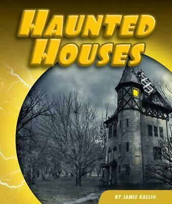 Haunted Houses by Jamie Kallio (English) Hardcover Book Free Shipping!